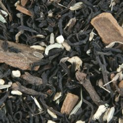Black Spicy Bombay Chai Bio